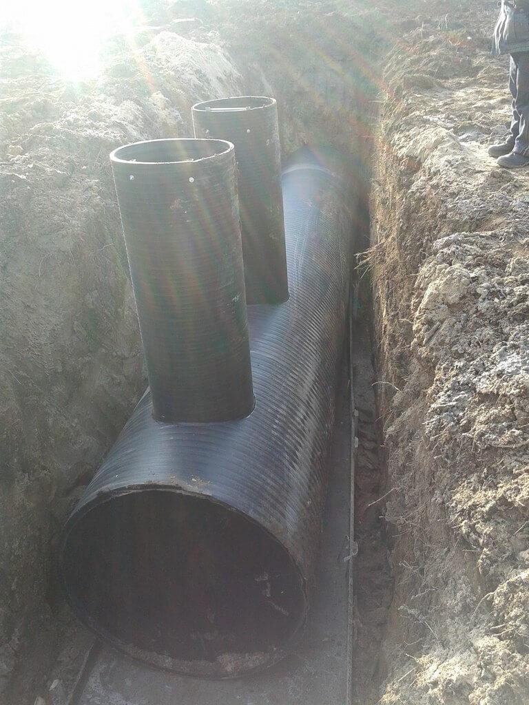 Фото №1. Емкость для питьевой воды. (Вид 1)