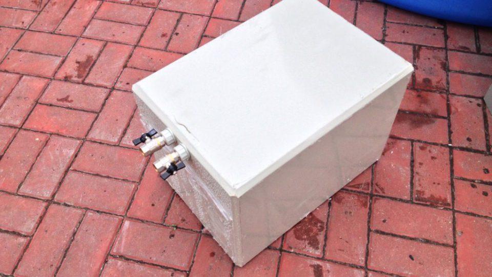 Фото №1. Емкость для промывки и отмочки сыра. (Вид 1)
