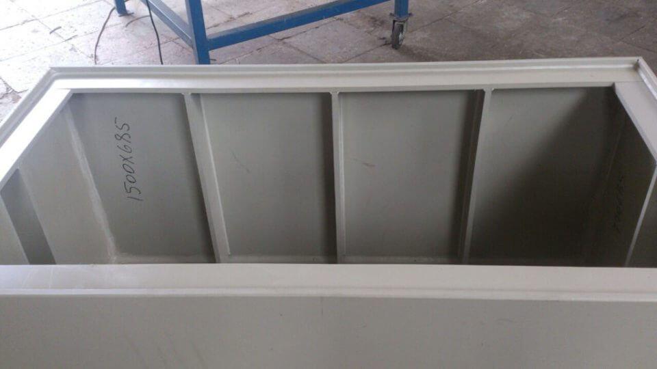 Фото №1. Емкости с крышками под очистные 1500х800х700 мм (техн. вода). (Вид 1)