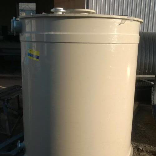 Емкость для технической воды на 3 м3 Ø1,5 Н 1,7