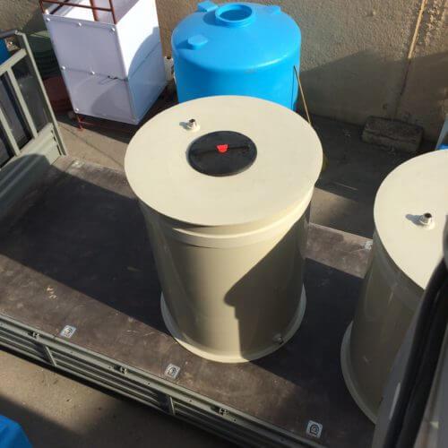 Емкости для питьевой воды на 2 м³ Ø1,2 Н 1,7