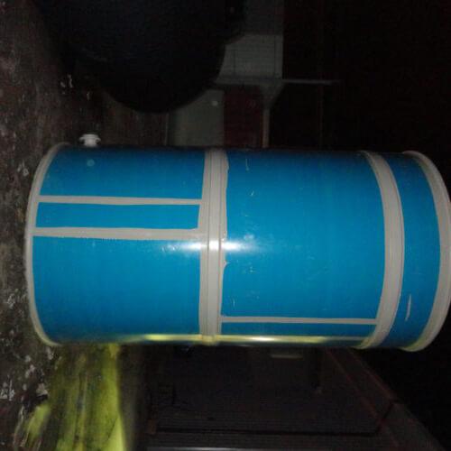 Емкость из ПП на 10 м³ для питьевой воды