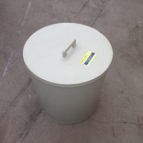 Емкость со съемной крышкой 940(800)х880 мм для питьевой воды
