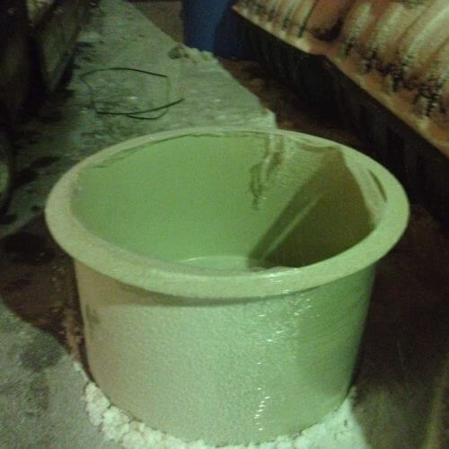 Ванна 1200х750 мм для промывки оборудования