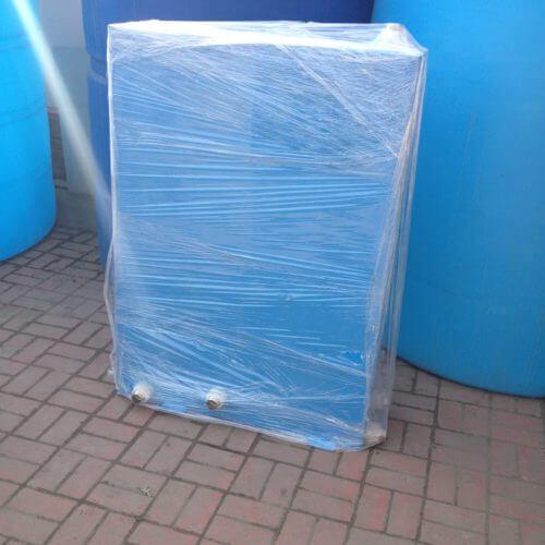 Бак азонатор для насыщения воды озоном