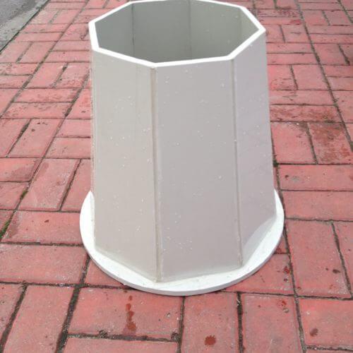 Емкости (колокольчики) для изготовления дисковых аэраторов