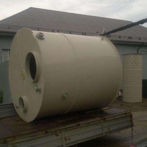 Емкость на 12м3 2400х2500мм (техн. вода)