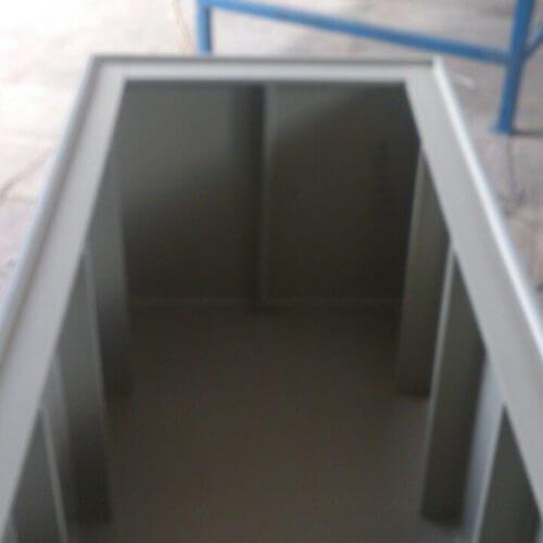 Емкости с крышками под очистные 1500х800х700мм (техн. вода)