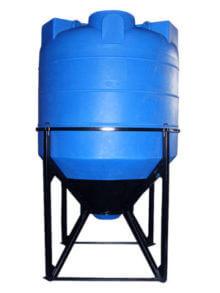 Пластиковый бункер 5000 л (Б5000_М2ВФК2) 1