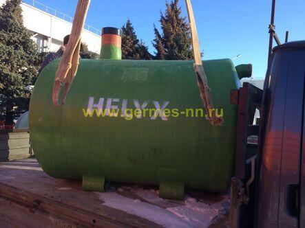 Фото №1. Вставка для технической воды. (Вид 1)