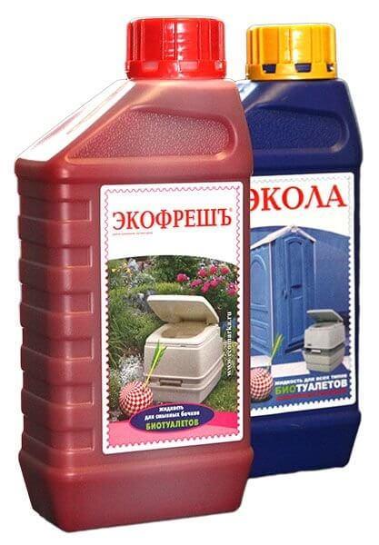 БИО Жидкость «ЭКОФРЕШЪ»