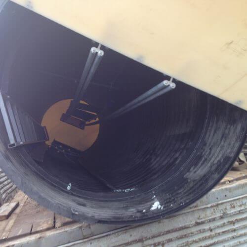 Комплектная канализационная насосная станция Germes-Plast KNS ПЭ 1,5-6,5