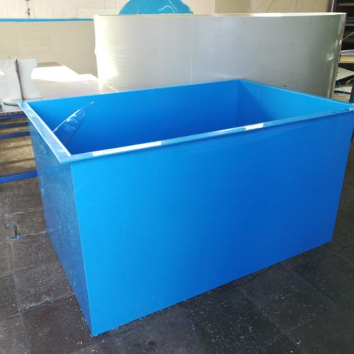 Ванны для выращивания раков