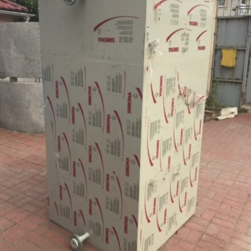 Емкости для горячей воды из ПП 1000х1000х2000