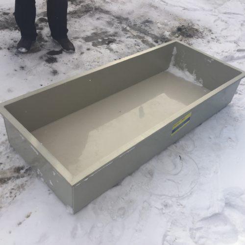 Ванна–вставка в металлическую ванну