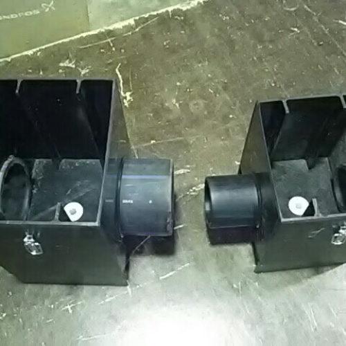 Пластиковые фильтры для очистки воздуха и фильтр предочистки