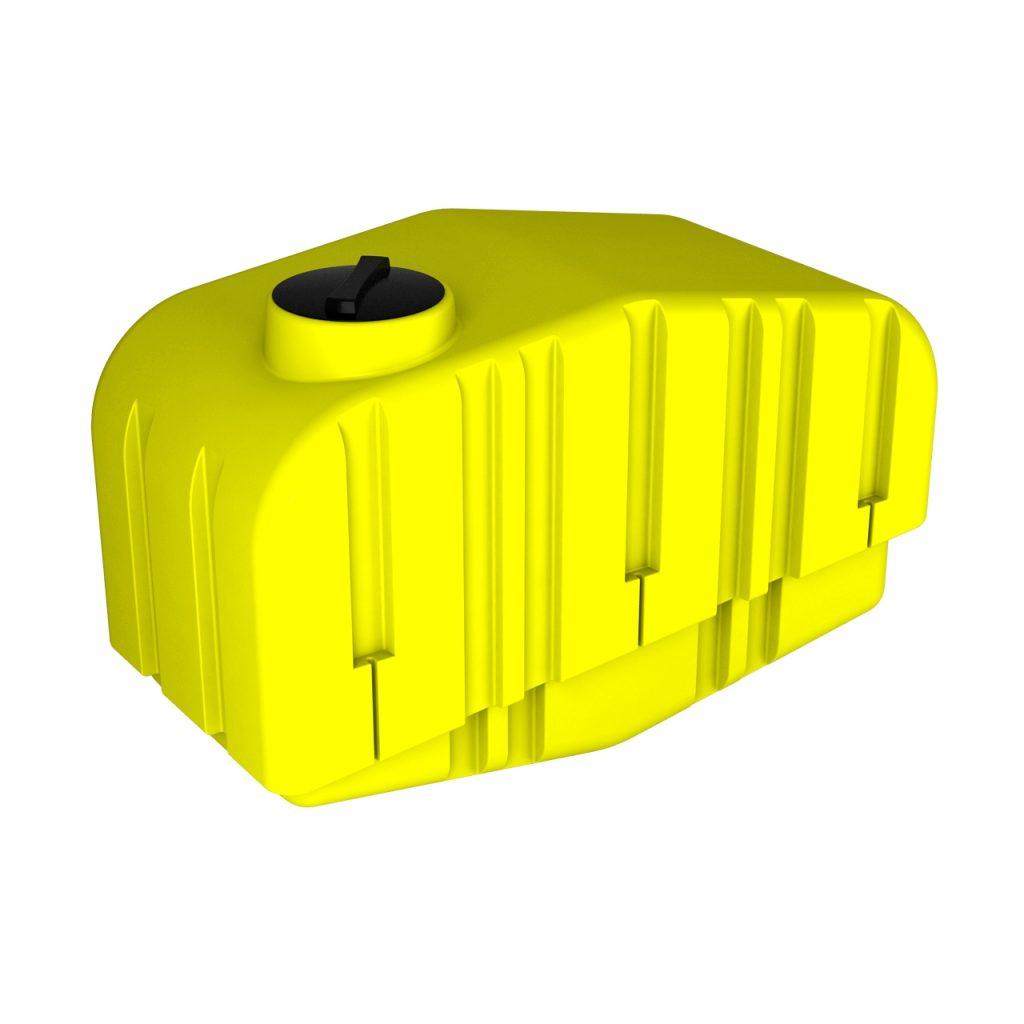 Пластиковая емкость AGRO 3000 литров 1