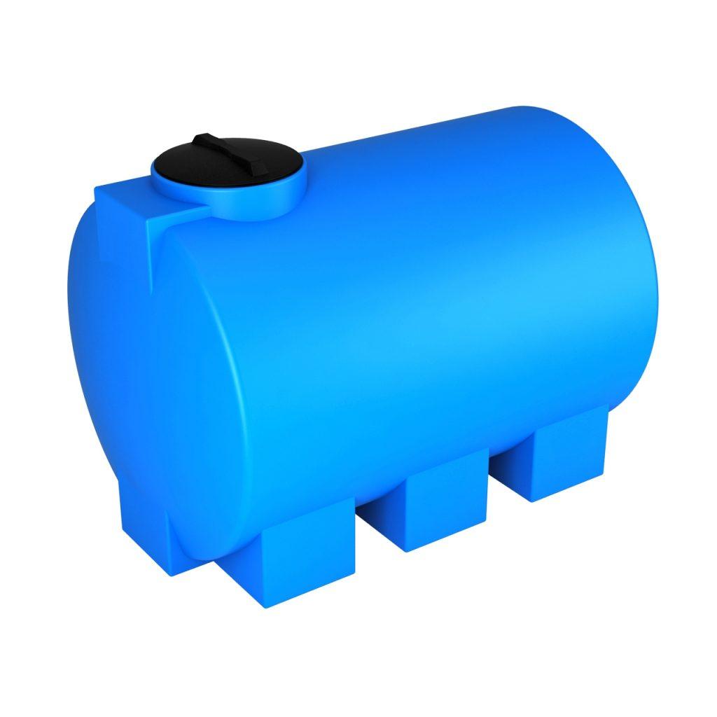 Пластиковая емкость ЭВГ 2000 литров 1