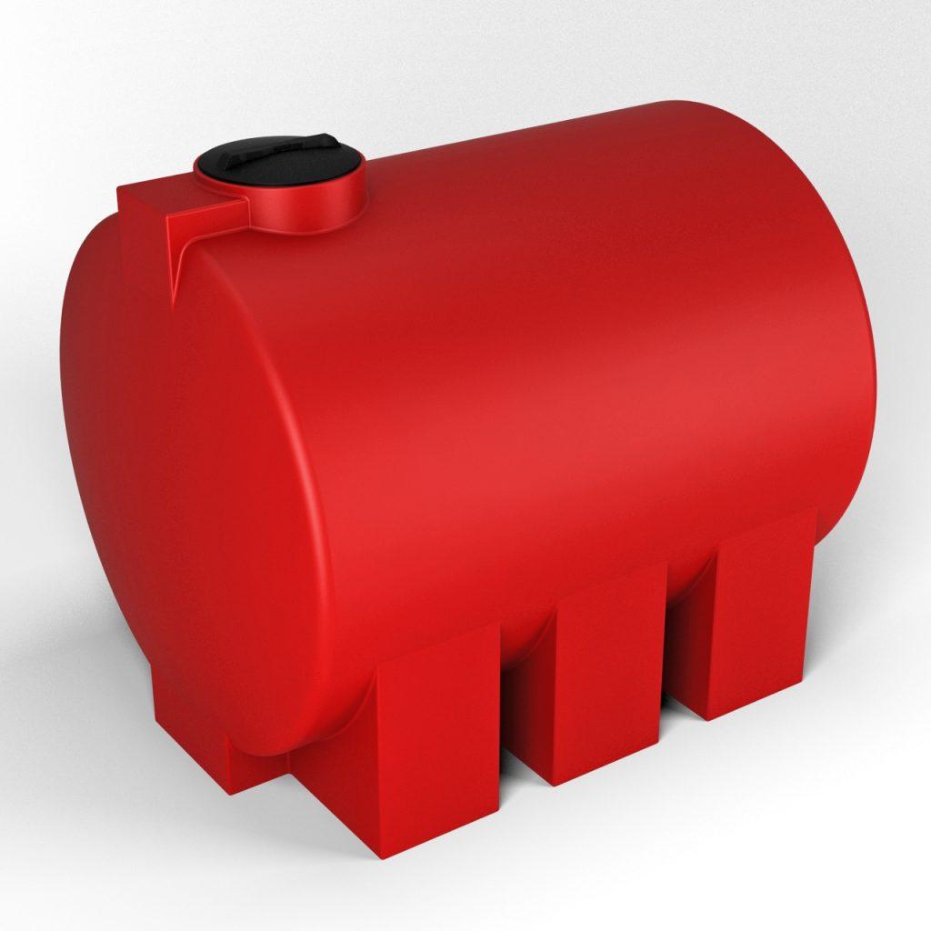 Пластиковая емкость КАС 5000 литров H 1