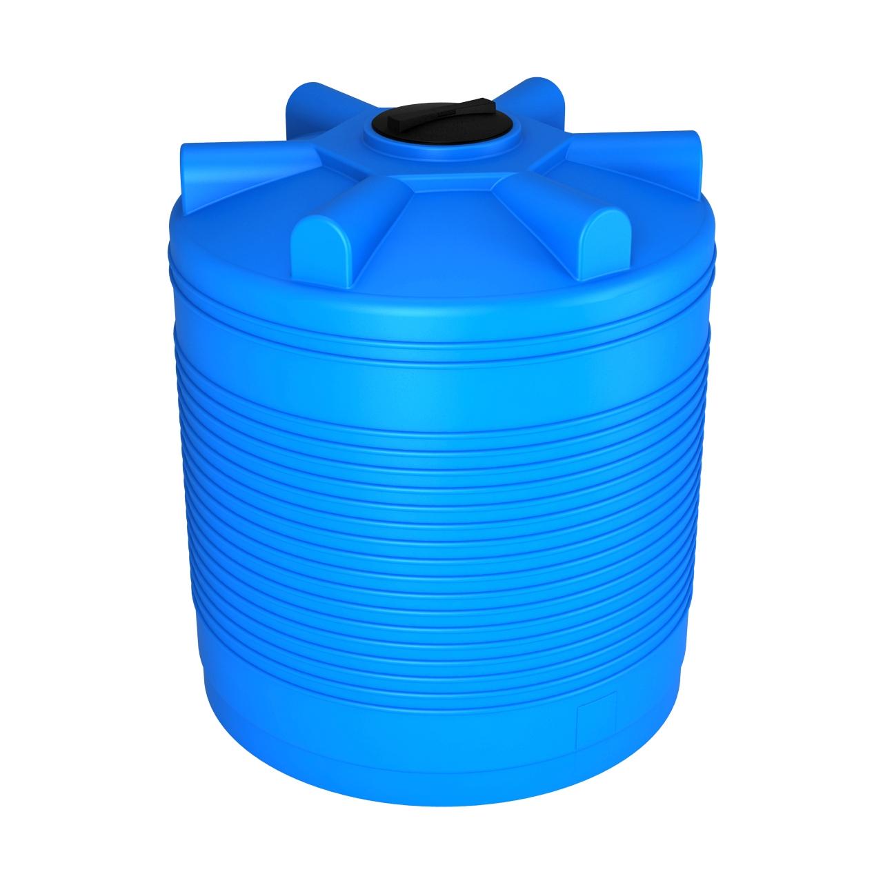 Пластиковая емкость ЭВЛ 2000 литров 1
