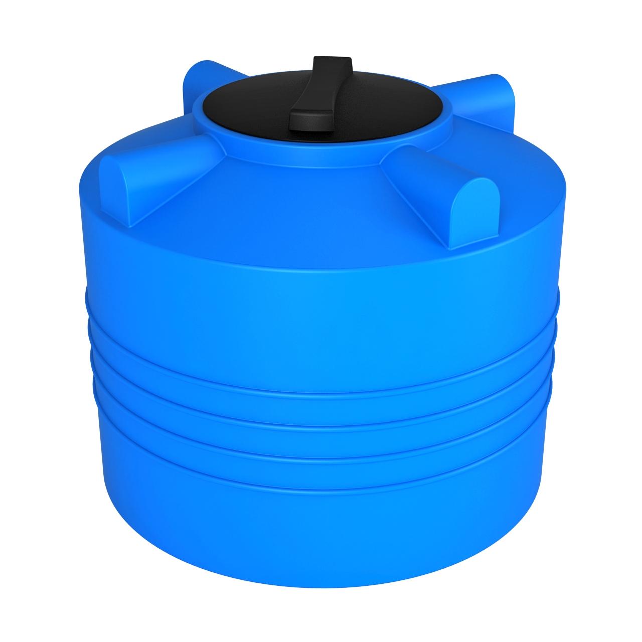 Пластиковая емкость ЭВЛ 200 литров 1