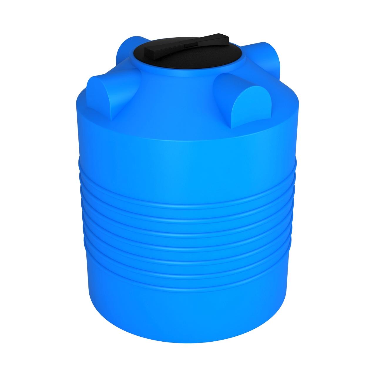 Пластиковая емкость ЭВЛ 300 литров 1