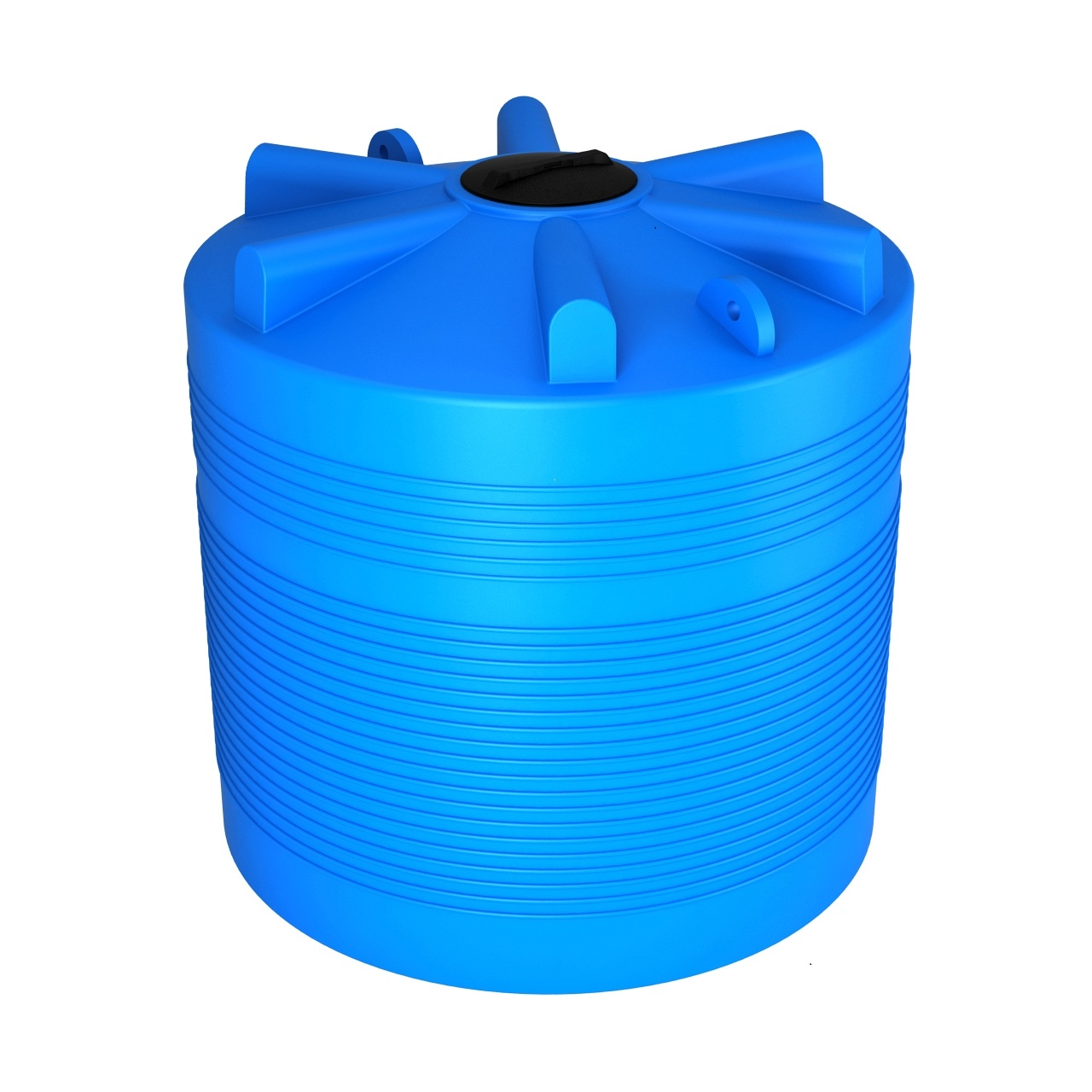 Пластиковая емкость ЭВЛ 5000 литров 1