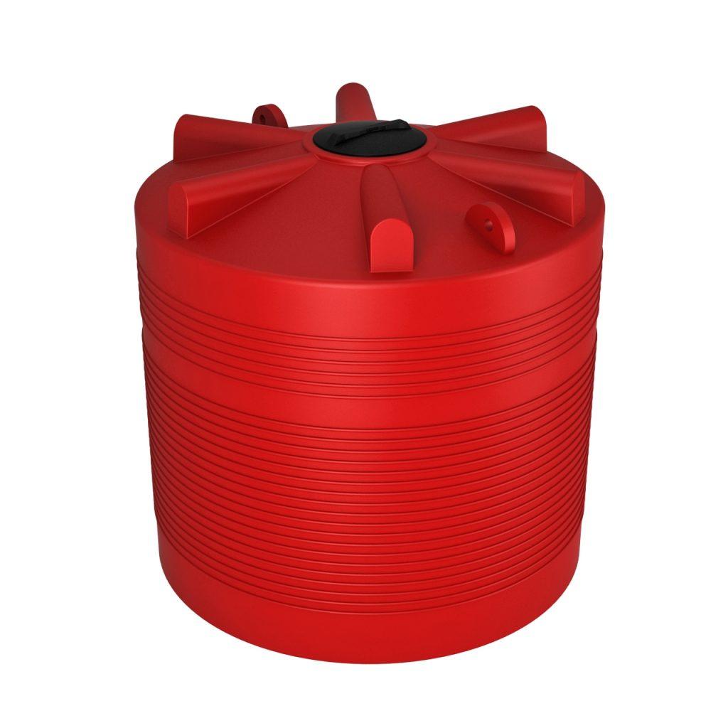 Пластиковая емкость КАС 5000 литров ЭВЛ 1
