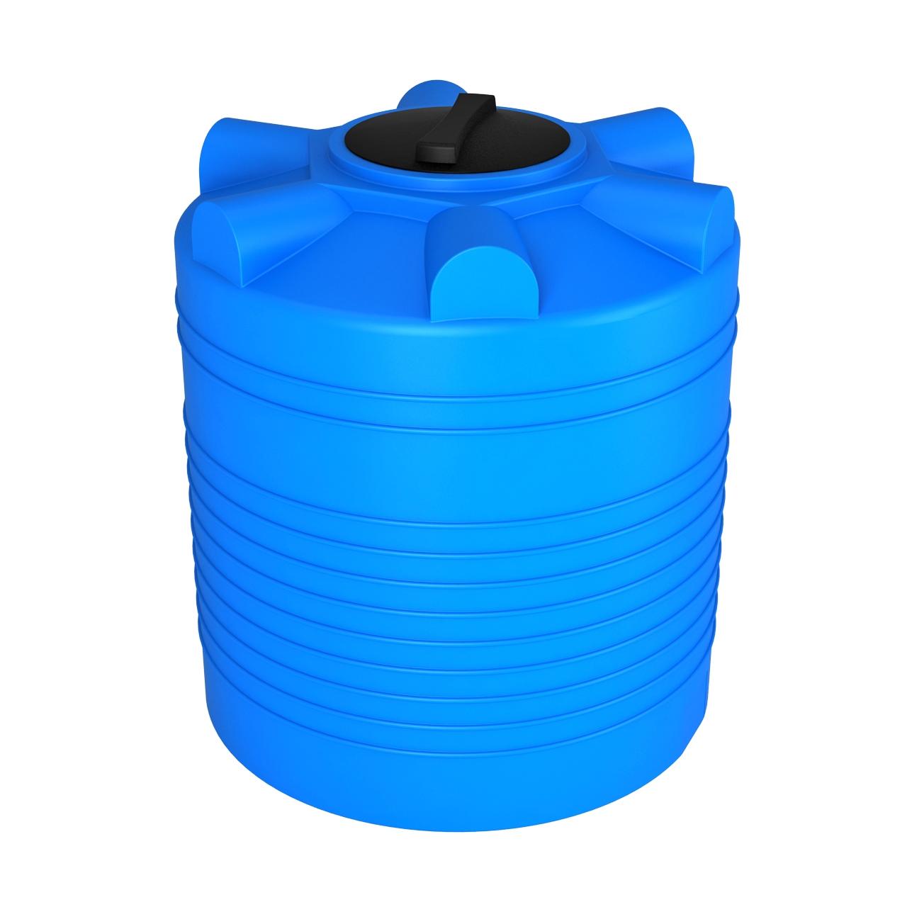 Пластиковая емкость ЭВЛ 500 литров 1