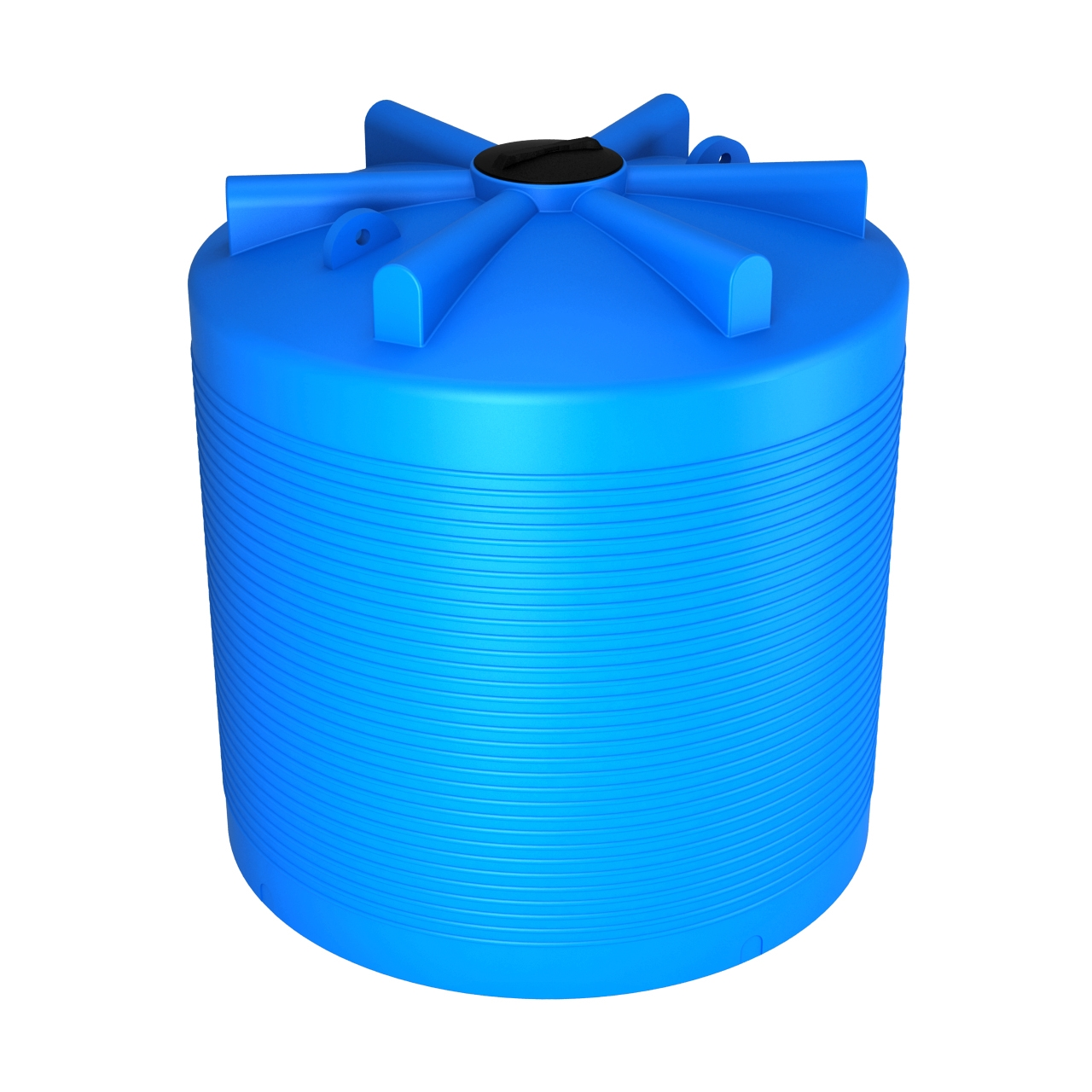 Пластиковая емкость ЭВЛ 7500 литров 1