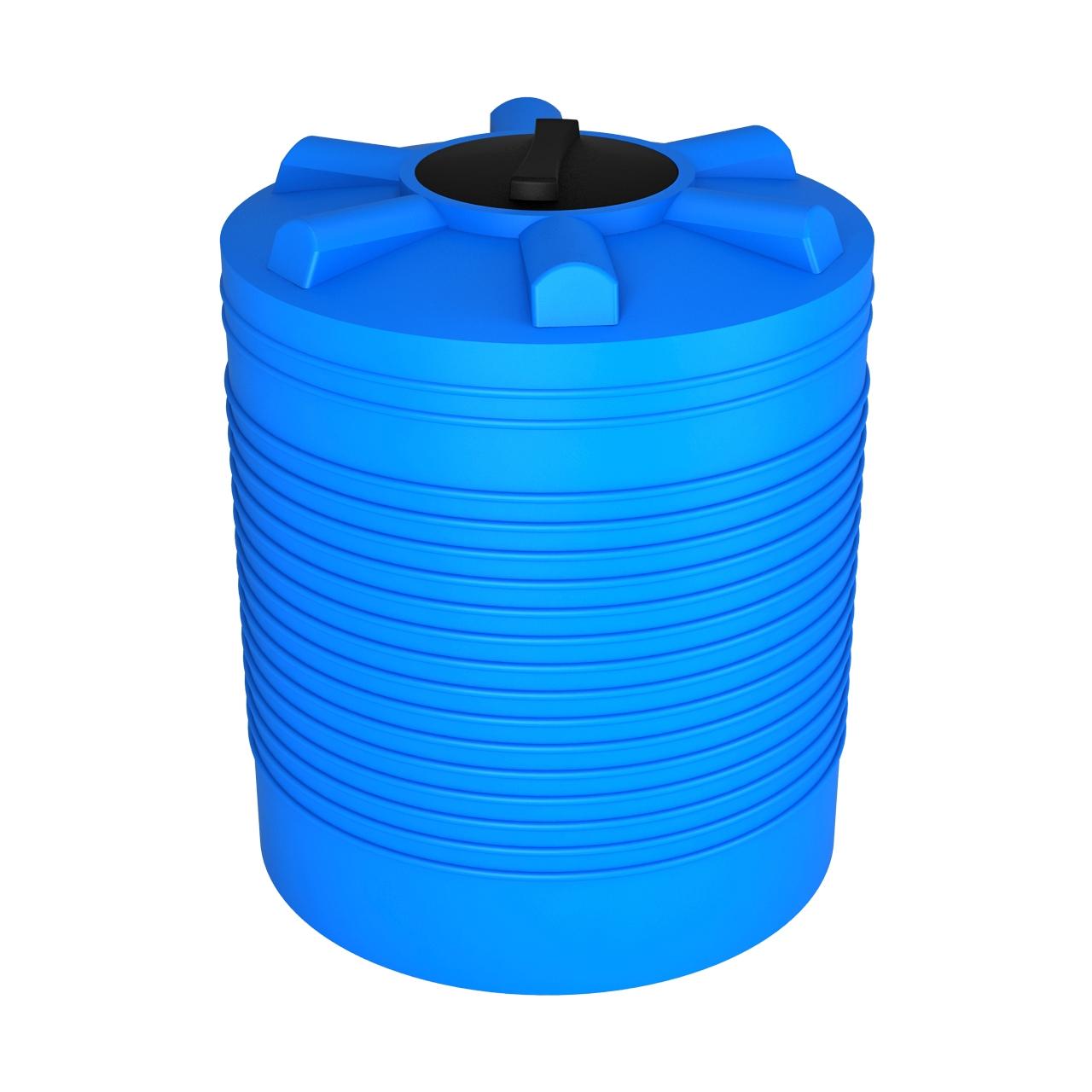 Пластиковая емкость ЭВЛ 750 литров 1
