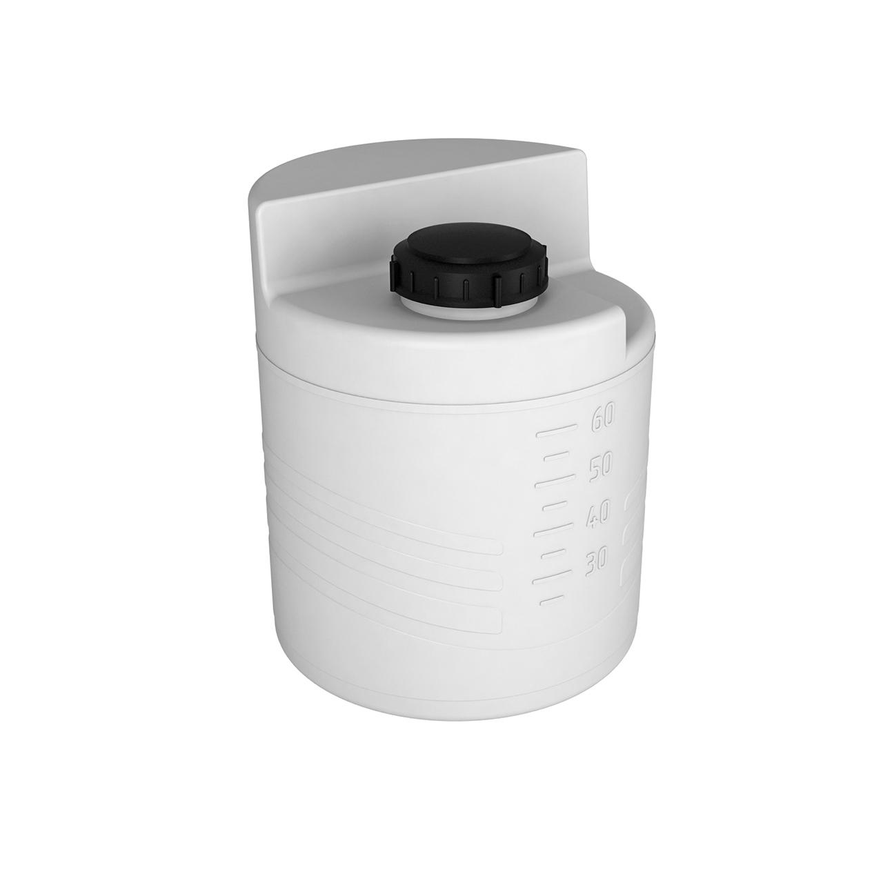Пластиковая емкость дозировочная 60 литров 1