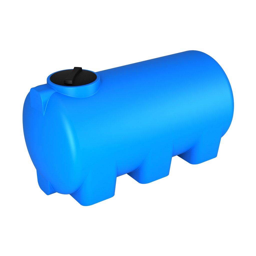 Пластиковая емкость H 1000 литров 1