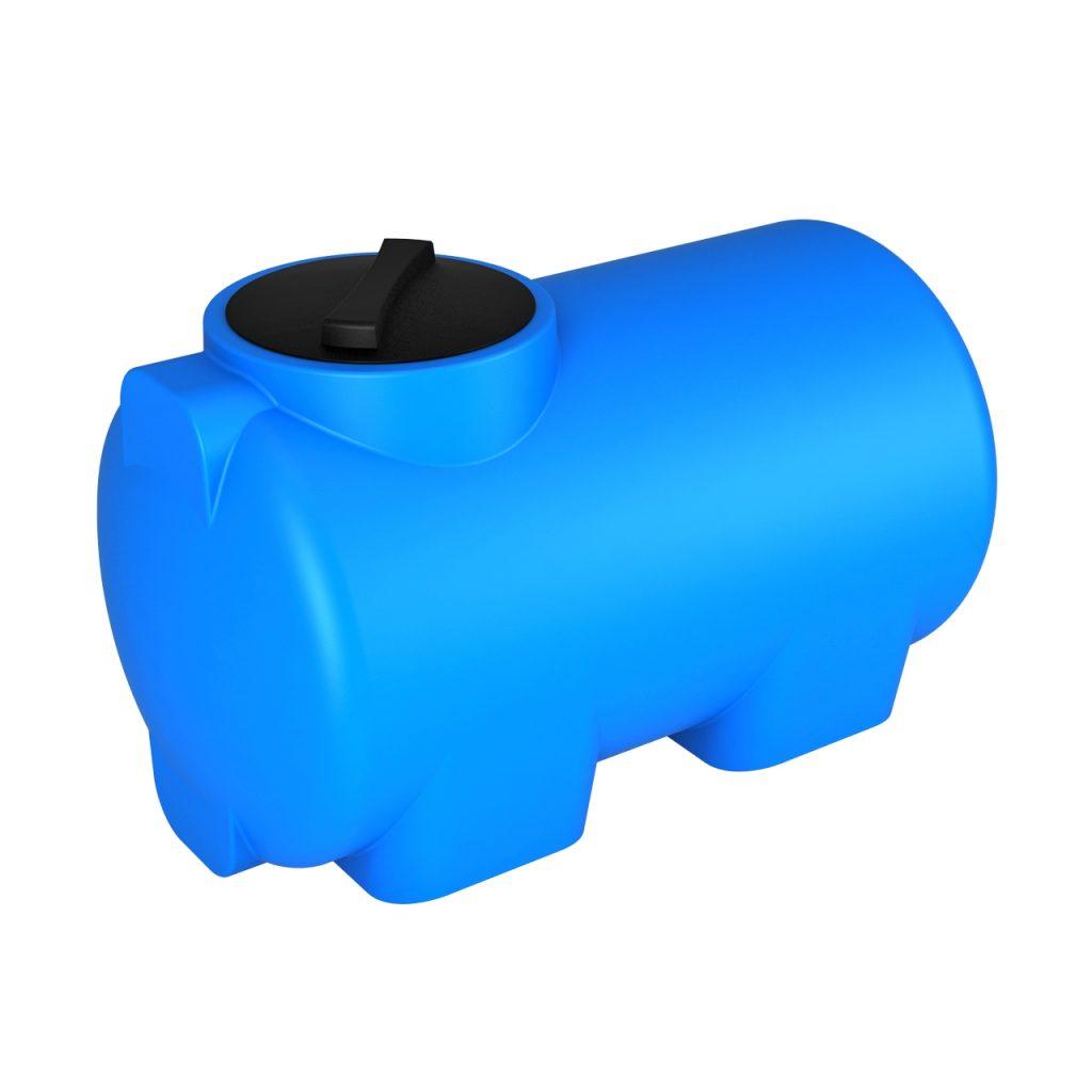 Пластиковая емкость H 300 литров 1