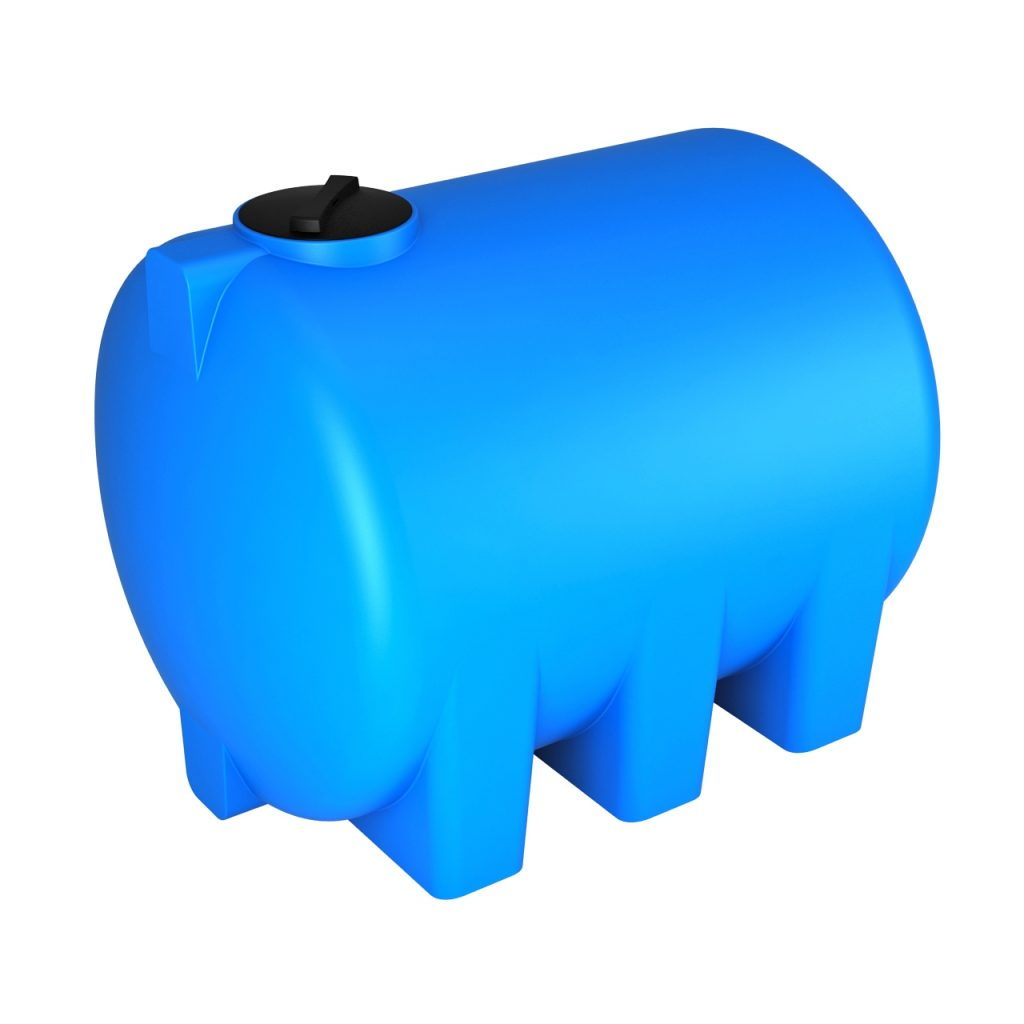 Пластиковая емкость H 5000 литров 1
