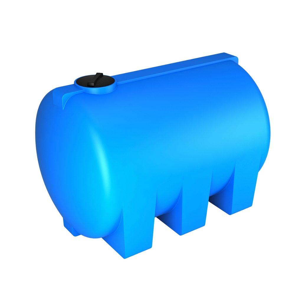 Пластиковая емкость H 8000 литров 1