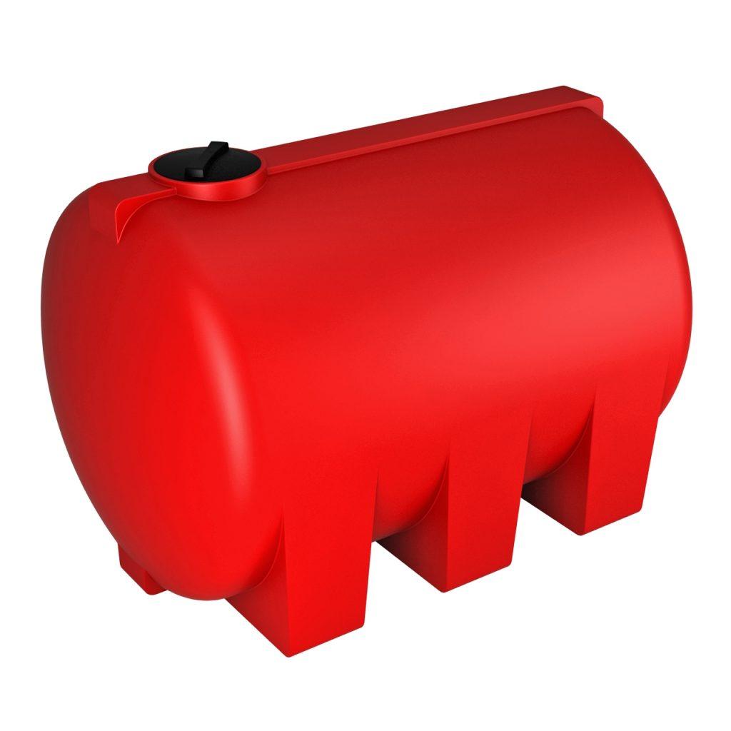 Пластиковая емкость КАС 8000 литров H 1