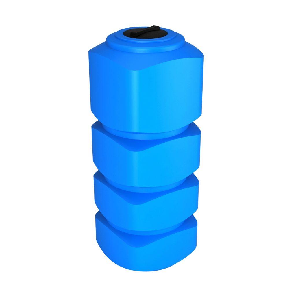 Пластиковая емкость L 1000 литров 1