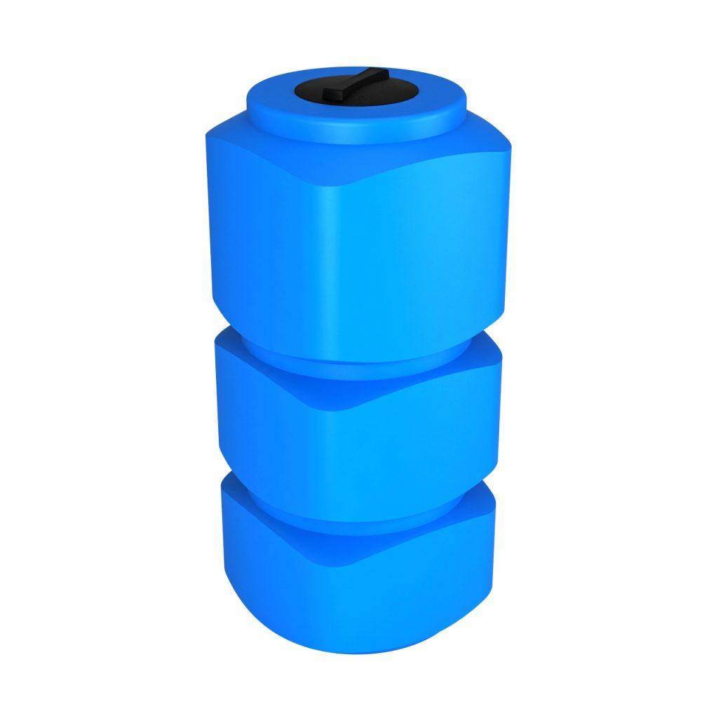 Пластиковая емкость L 750 литров 1