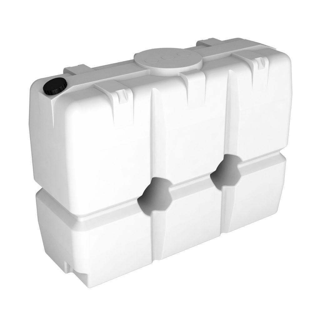 Пластиковая емкость SК 2000 литров oil 1