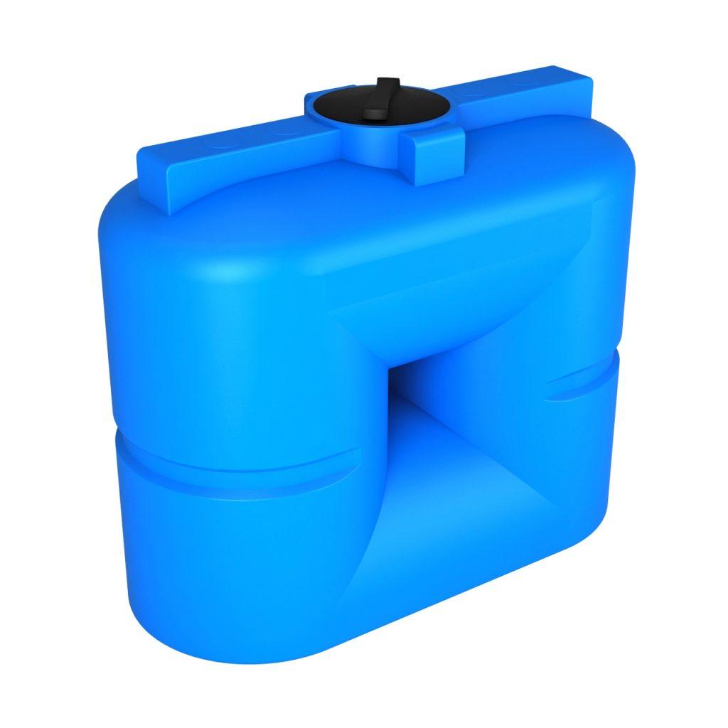 Пластиковая емкость S 1000 литров 1