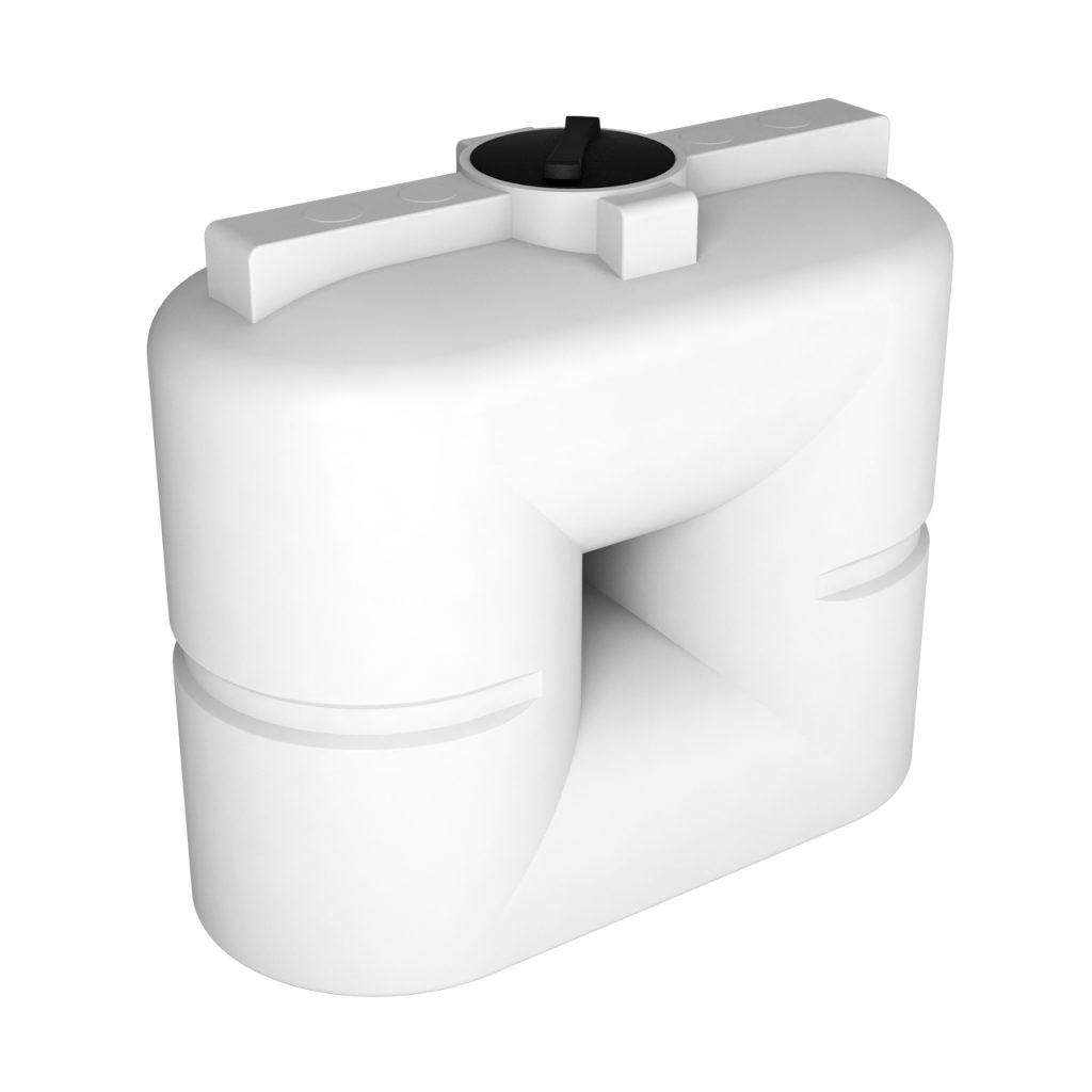 Пластиковая емкость S 1000 литров oil 1