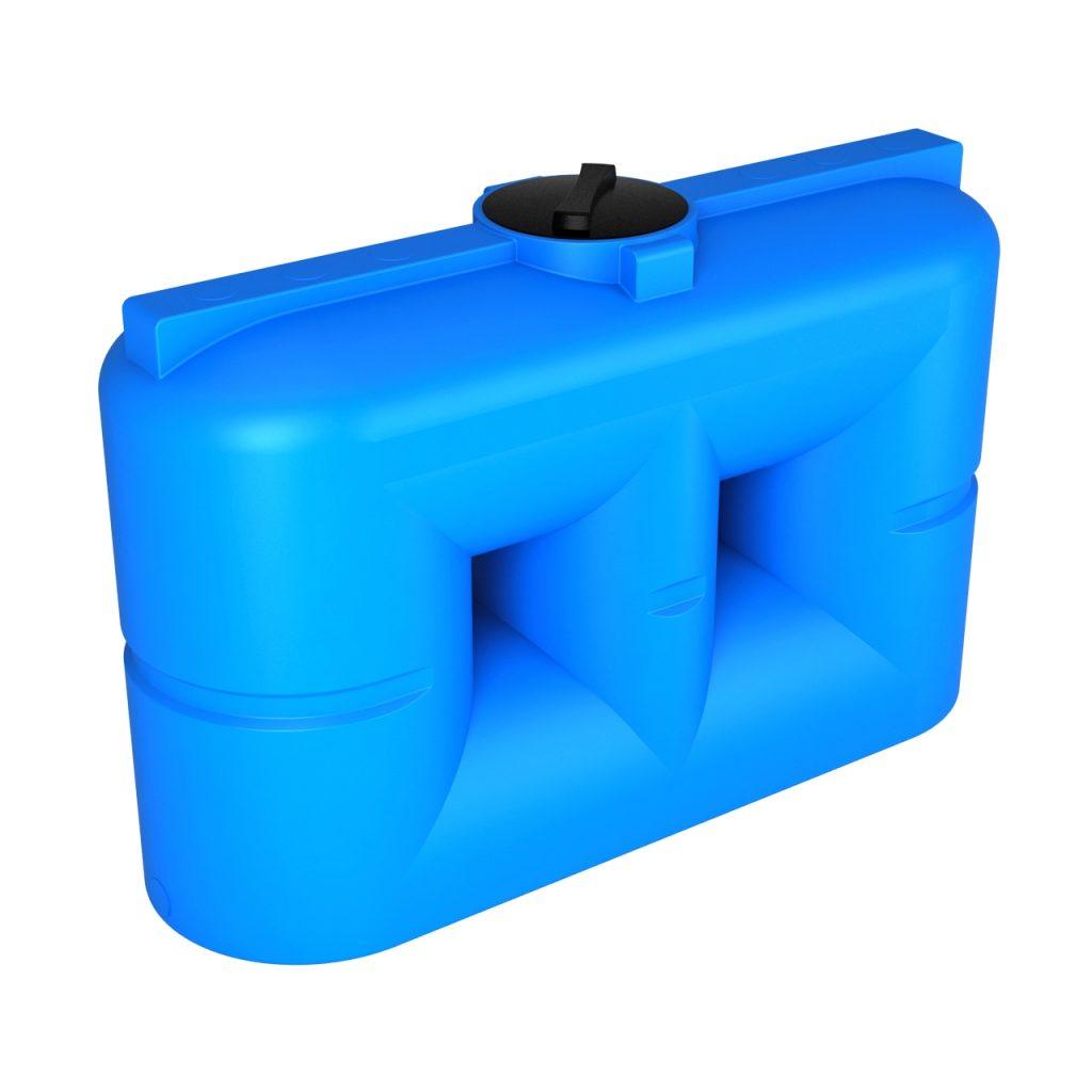 Пластиковая емкость S 2000 литров 1