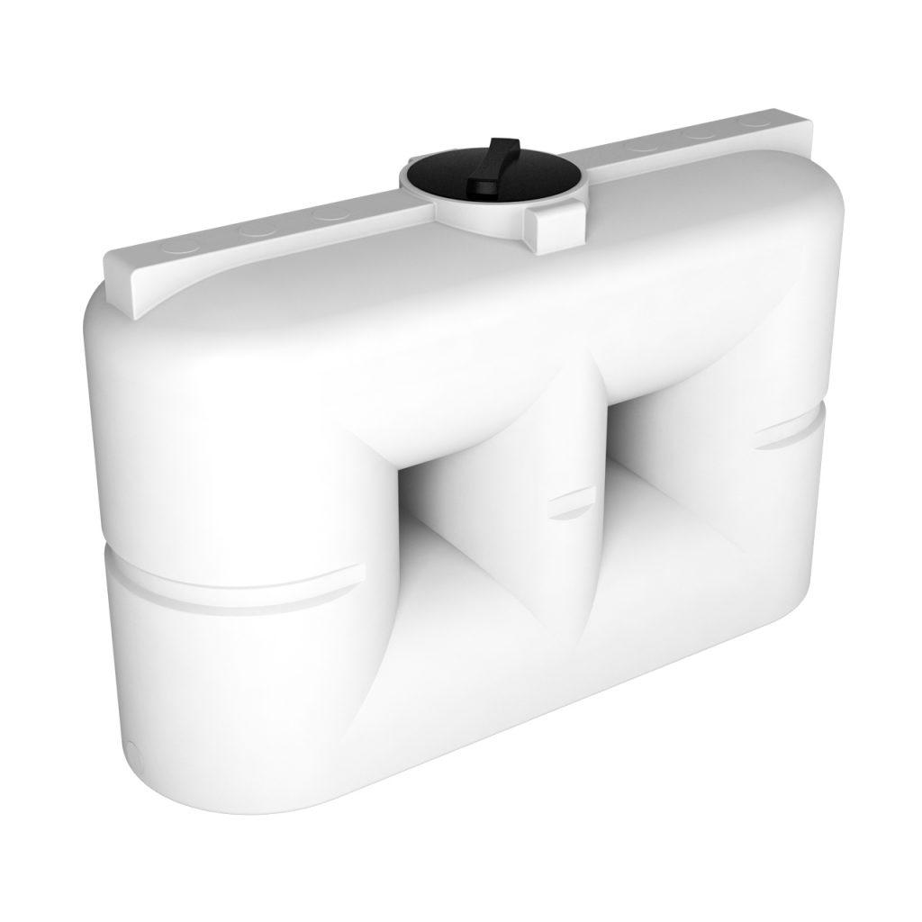 Пластиковая емкость S 2000 литров oil 1
