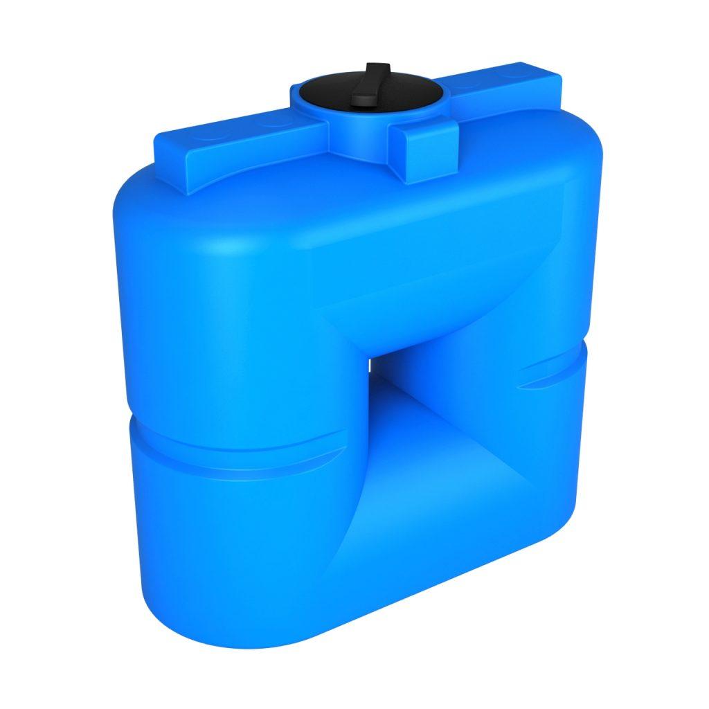 Пластиковая емкость S 750 литров 1
