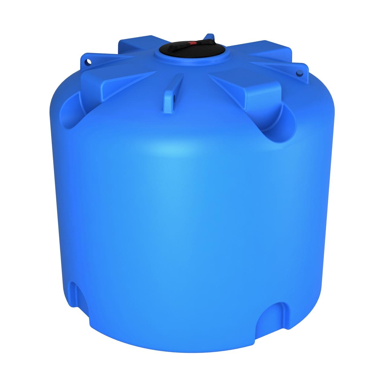 Пластиковая емкость TR 5000 литров 1