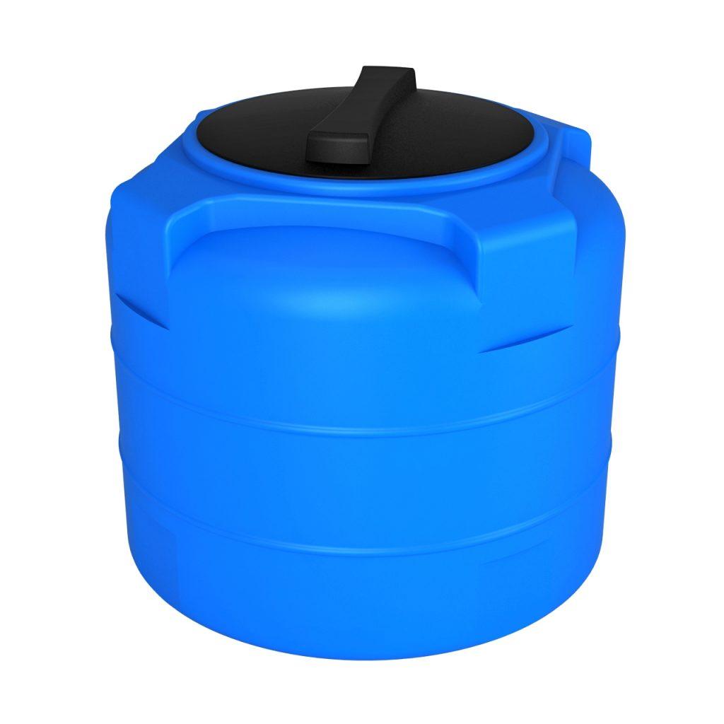 Пластиковая емкость T 100 литров 1